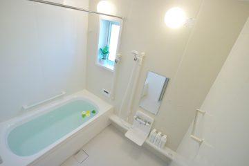 お風呂浴室内写真